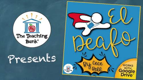 El Deafo Novel Study Book Unit Distance Learning