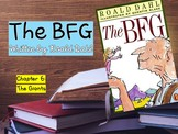 Read Aloud: The BFG - Chapter 6 - The Giants