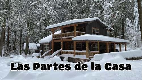 """""""Las Partes de la Casa"""" (Spanish Parts of the House) NEW Video!"""