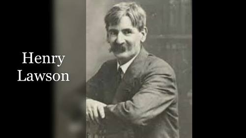 Faces in the Street - Henry Lawson