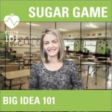 Sugar Shock Game- A Nutrition Activity For Health, Consume
