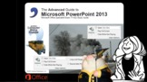 Microsoft PowerPoint 2013 Advanced: More Animations