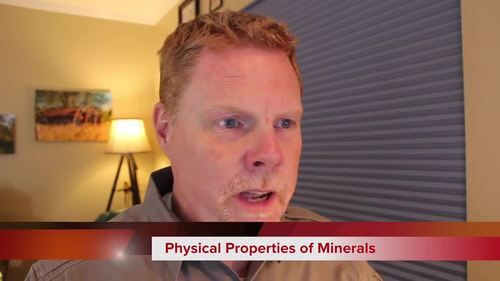 Florida Science SC.4.E.6.2 Comparing the Physical Properties of Two Minerals