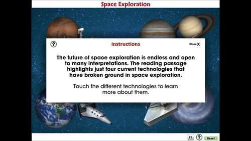 Space Travel & Technology: Space Exploration - PC Gr. 5-8