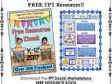 FREE Ebook Resource Grades K-12 2017 Edition