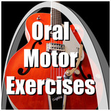 Speech Song - Oral Motor Exercise 2 (Lips Together, Lips Apart)