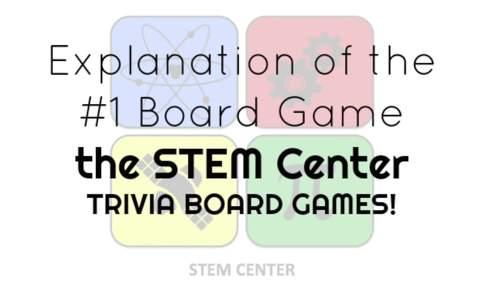Plate Tectonics Trivia Board Game