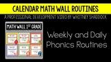 Calendar Math Wall Model Lesson VIDEO