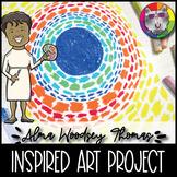 Alma Woodsey Thomas Art Lesson