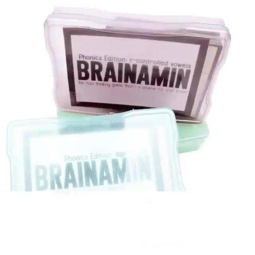 Brainamin Phonics R-Controlled Vowels