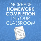 Fun Ways to Increase Homework Completion