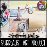 Surrealism Art Lesson, Salvador Dali, Memory