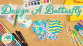 First Day of Spring: Butterfly Art Project, Roll-A-Dice Ga
