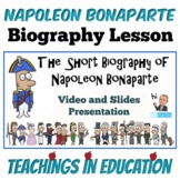 Napoleon Bonaparte: Biography Shorties