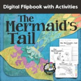 THE MERMAID'S TAIL - Flip Book Video with Activities