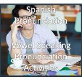 Spanish Phonetics: Lesson 2 Vowels, Correct Vowel Pronunciation