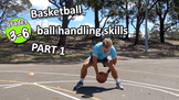 Ball handling, skills & control: Part 1 | Teach Basketball Skills