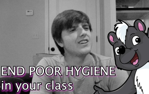 Personal Hygiene Worksheets, Video and Posters for students