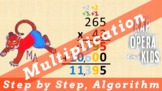 """Add the Zero!"" Standard Algorithm Multiplication Strategi"