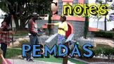 PEMDAS Order of Operations Song
