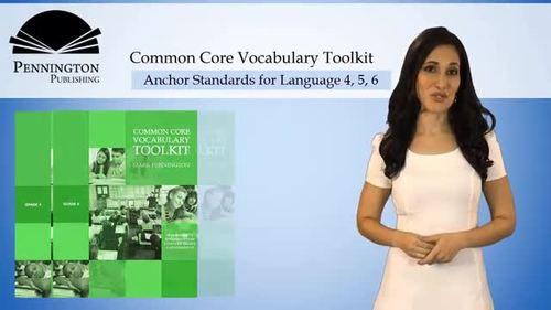 Common Core Vocabulary Toolkit Grade 8 | Distance Learning Options