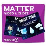 Phases of Matter - Complete Lesson and Video/Slide Show