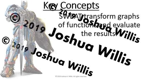 01-13 More Transformations Presentation