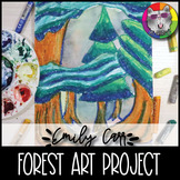 Emily Carr Art Project, Forest