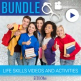 LIFE SKILLS VIDEO BUNDLE Growth Mindset, Critical Thinking
