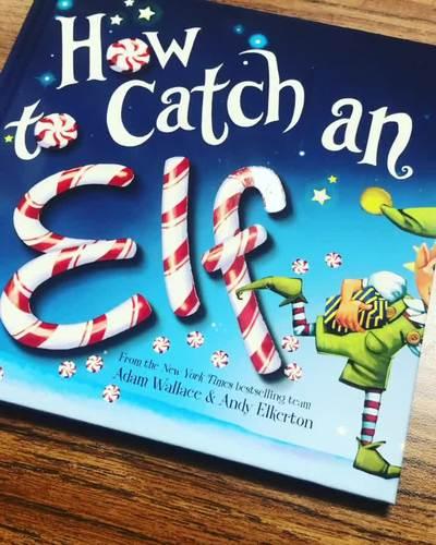 How to Catch an Elf: Speech & Language Activities