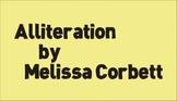 Alliteration Video & Activity, GrammarSongs (NEW!)