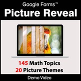 Picture Reveal Game with Google Forms - DEMO