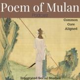 Poem of Mulan Podcast