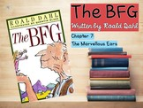 Read Aloud: The BFG - Chapter 7 - The Marvellous Ears