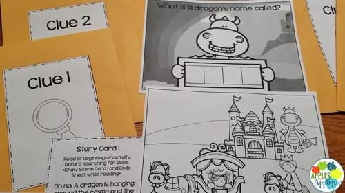 Escape Room Year-Long BUNDLE! Breakout Activities for Pre-K and Kindergarten