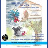 Distance Learning Art Lesson - Juan and Felix Fly the Coop