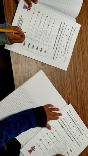 Long Vowels and Letter Sounds Worksheets 1