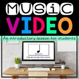 Music Notes and Rests Video: Quarter Note, Quarter Rest, E