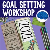 New Years 2021 Goal Setting Workshop Grades 4-12 (Updated