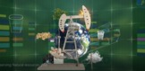 Conserving Natural Resources - 3D animation video - Interactive