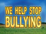 Say Your Grade (We Help Stop Bullying)