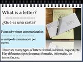 LETTERS OF HOPE/ CARTAS DE ESPERANZA