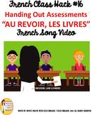 """16 French Class Transition Video """"Time for Assessment"""" for"""