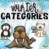 Categories {Winter Theme}