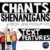 Chants  Text Features