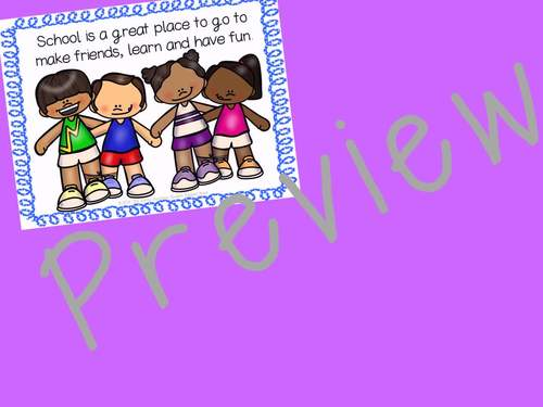 """Classroom Decor and EDITABLE Rules, Expectations, """"I can"""" Statements"""