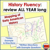 American History Review Activity for ALL YEAR using Histor