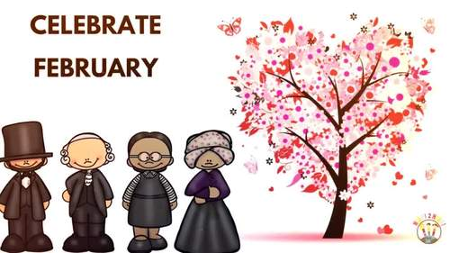 February NO Prep Activities: Dental Health, Presidents Day & Black History Month