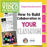 Back to School Activities - Collaboration in YOUR classroom!