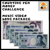 Japanese Song & Downloadable Video Package: Counting Yen M